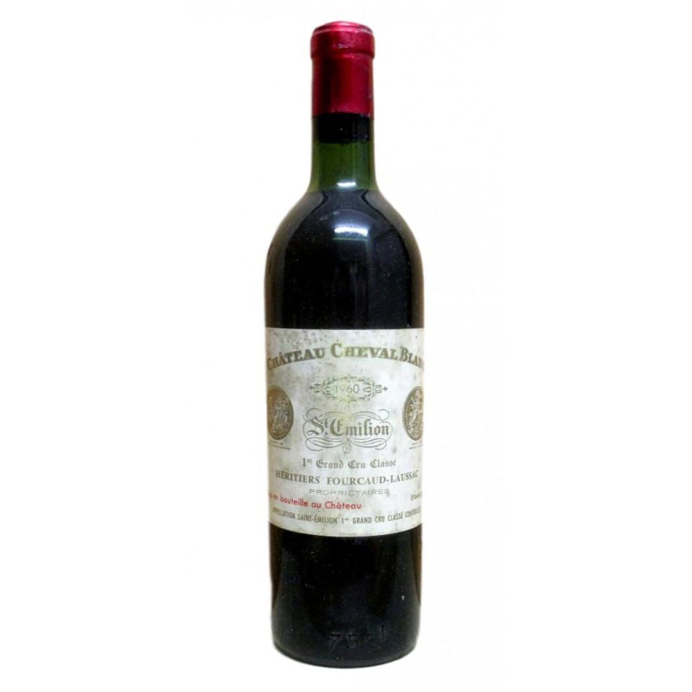 Cheval Blanc 1960