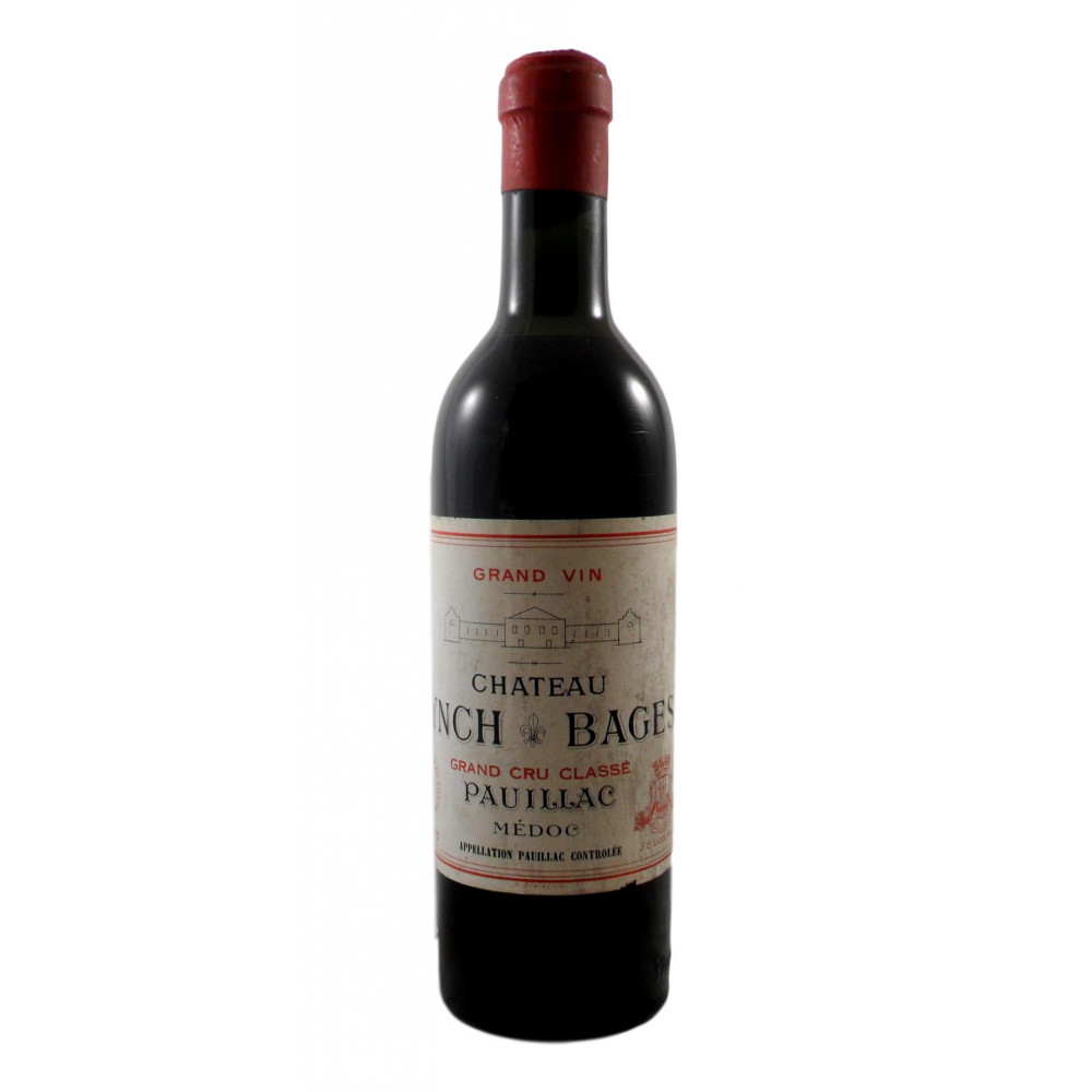 Lynch Bages 1957