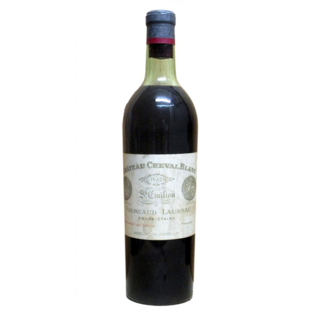 Cheval Blanc 1942