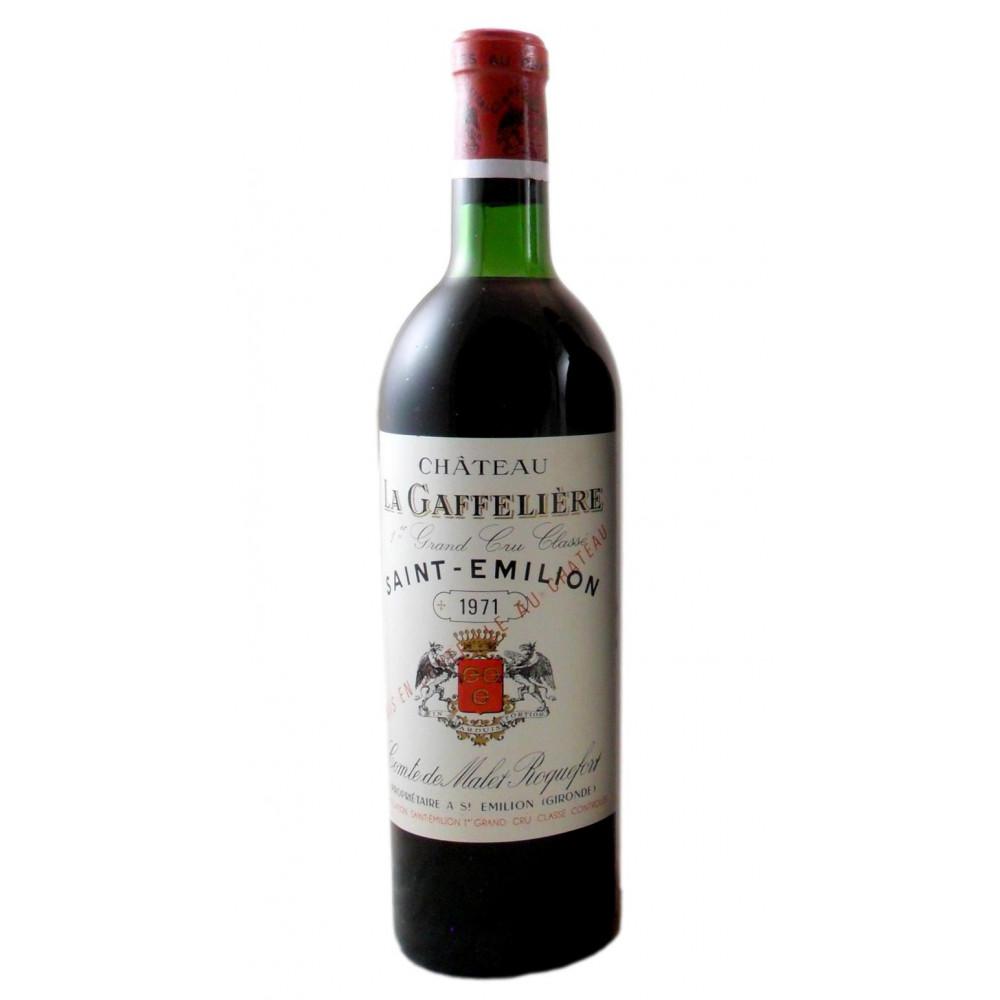 La Gaffelière 1971