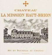 Mission Haut-Brion 1960