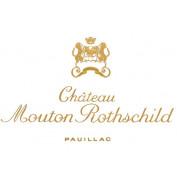 Mouton Rothschild 1958
