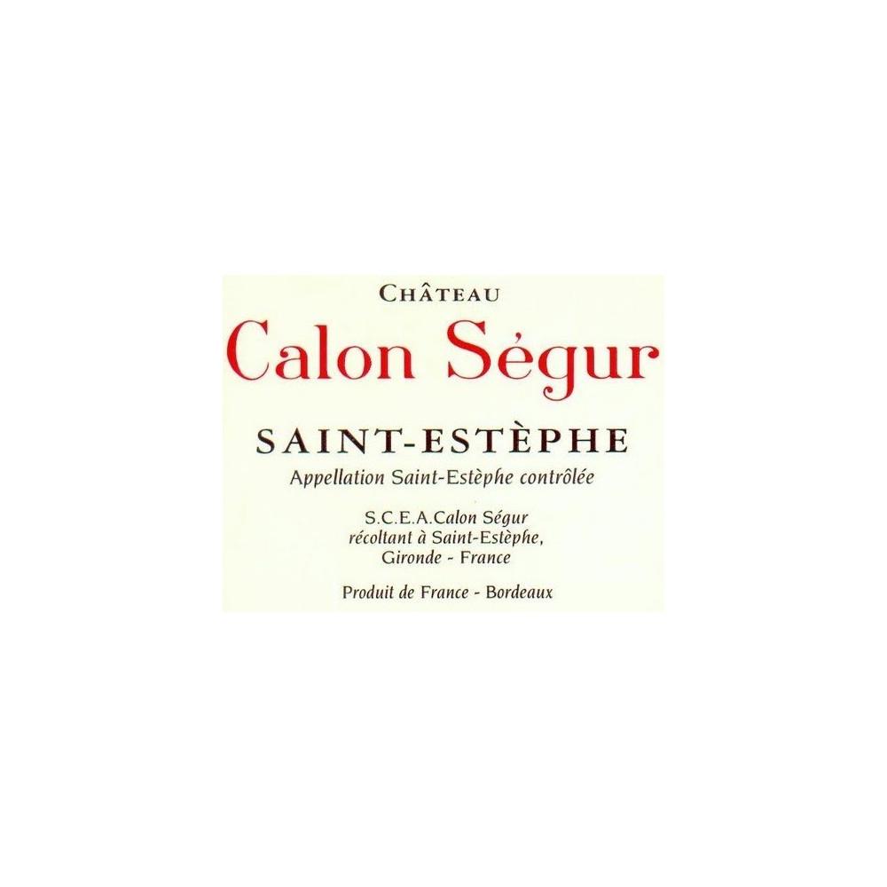 Calon Ségur 1941