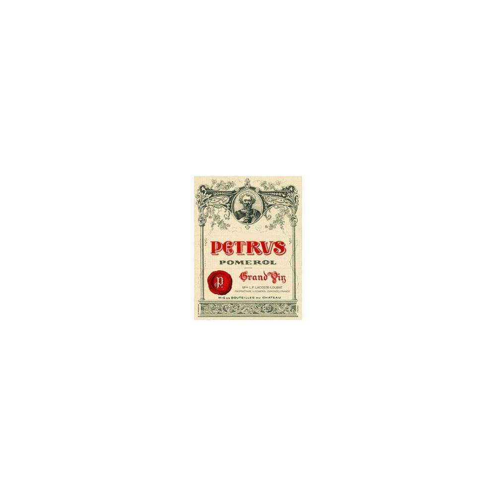 Pétrus 1958