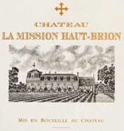 Mission Haut-Brion 1960