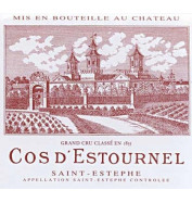 Cos d'Estournel 1938